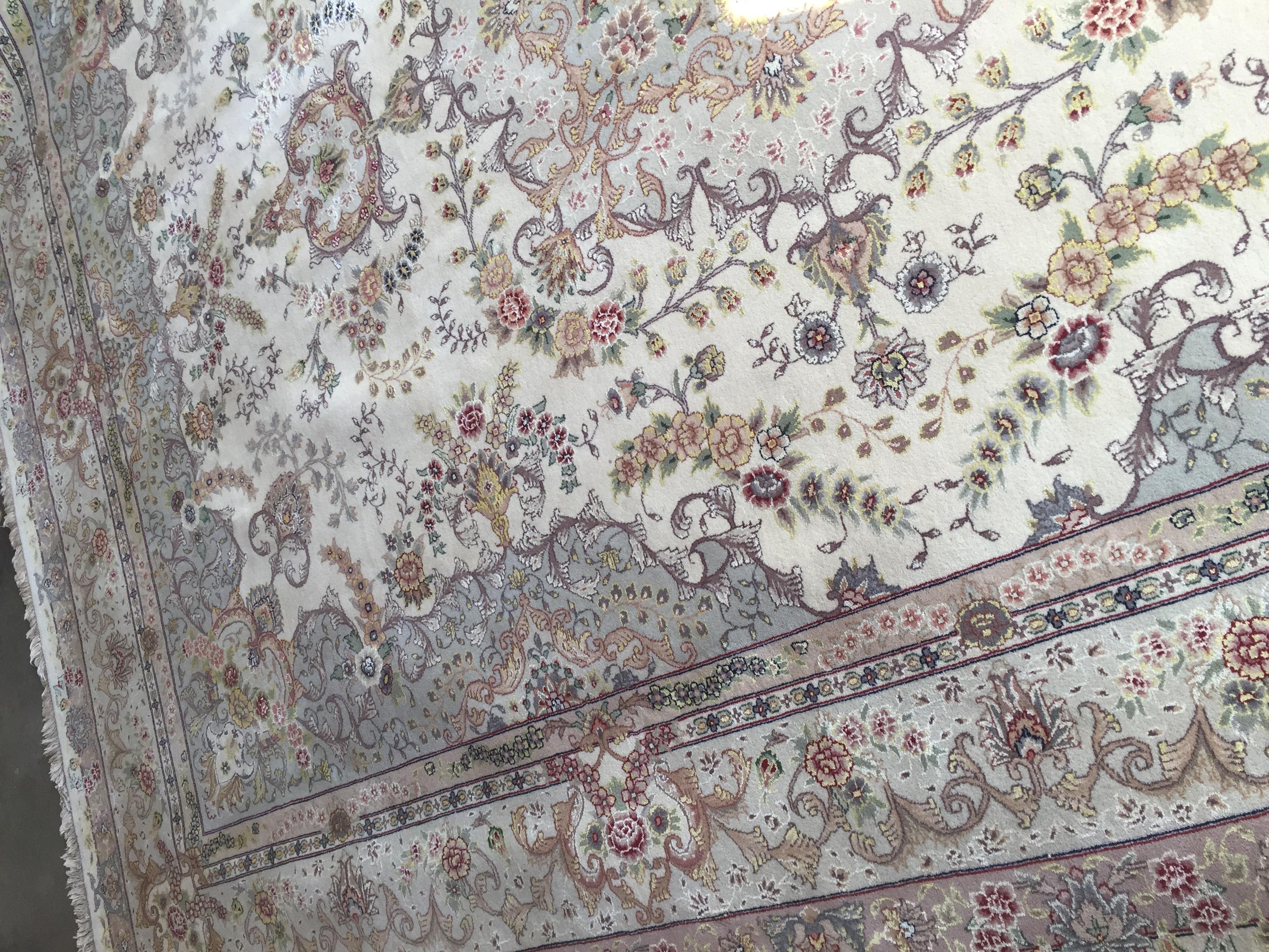 Wool/Silk 11x13  $900.00